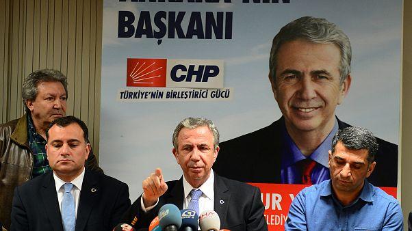 ABB Başkanı Mansur Yavaş, Melih Gökçek hakkında suç duyurusunda bulundu