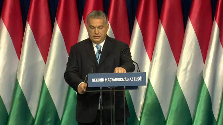 Családvédelmi akciótervet jelentett be Orbán Viktor