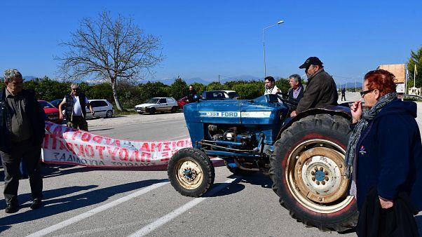 Ελλάδα: Τελεσίγραφο αγροτών στην κυβέρνηση