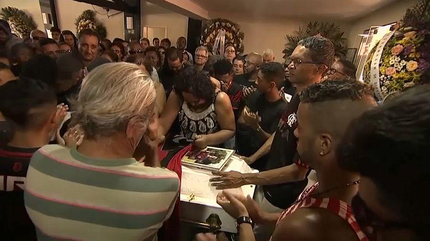 Arthur, espoir de Flamengo, mort à 15 ans