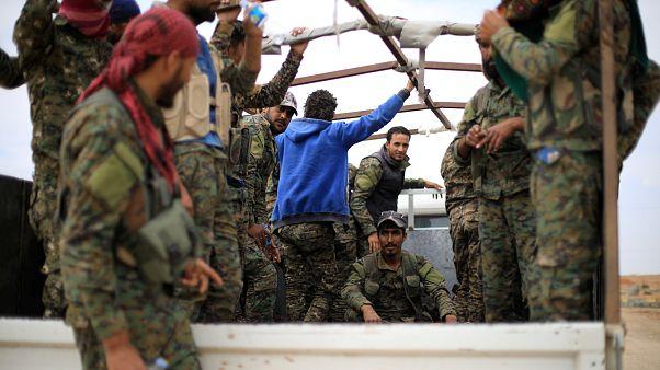 قوات سوريا الديمقراطية توشك على السيطرة على معقل داعش الأخير