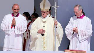 البابا فرنسيس يدعو الحكومات لتحرك حاسم ضد الاتجار بالبشر