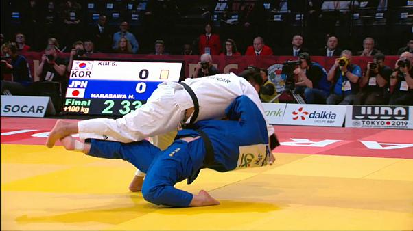 Judo: Tag Zwei des Paris Grand Slam