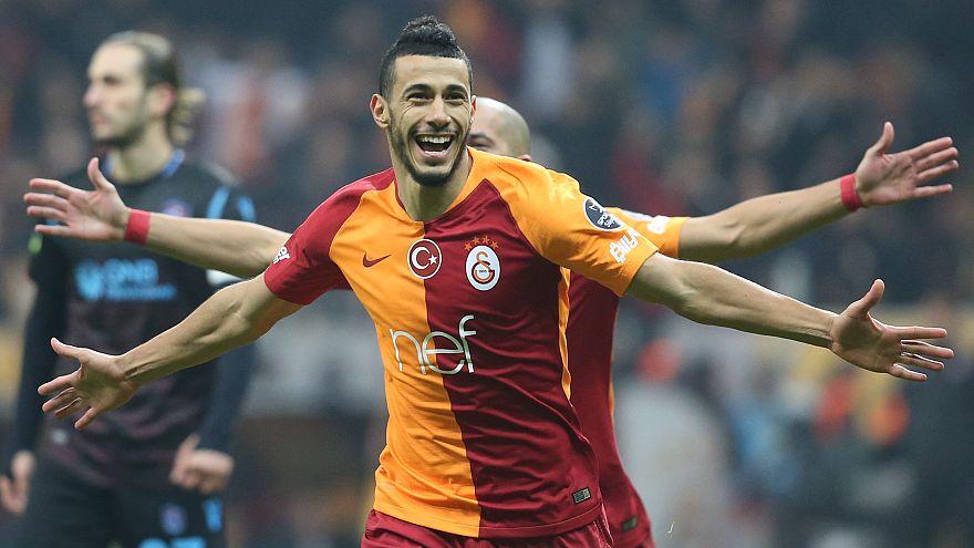 Haftanın kritik maçında Galatasaray Trabzonspor'u 3 golle geçti: 3-1