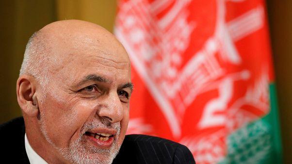 غني يعرض على طالبان مجدداً مقراً في البلاد والحركة تصر على الاعتراف بمكتبها في الدوحة