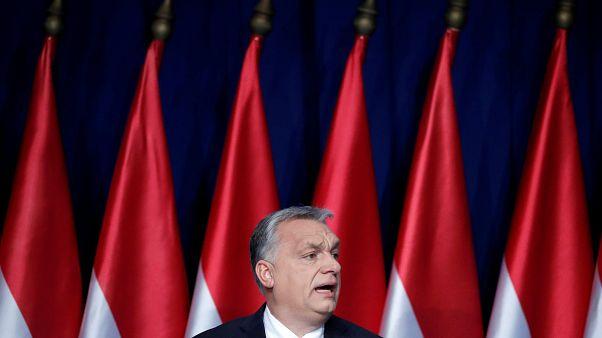 Orbán acusa a Bruselas de alentar la inmigración