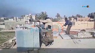 Der Islamische Staat steht in Syrien vor dem Aus