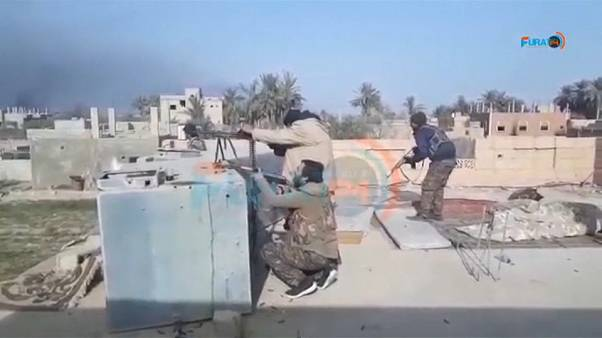 Última ofensiva contra o Daesh na Síria