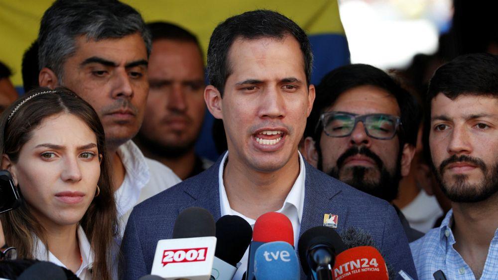 گوایدو: جلوگیری از ورود کمک های بشردوستانه به ونزوئلا جنایت علیه بشریت است