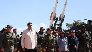 Maduro'dan gövde gösterisi: 5 gün sürecek askeri tatbikat başladı