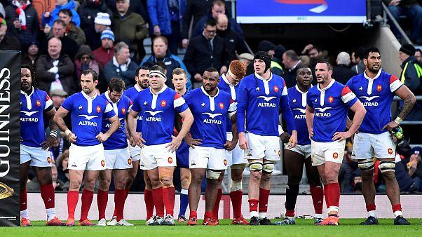 Le XV de France humilié en Angleterre