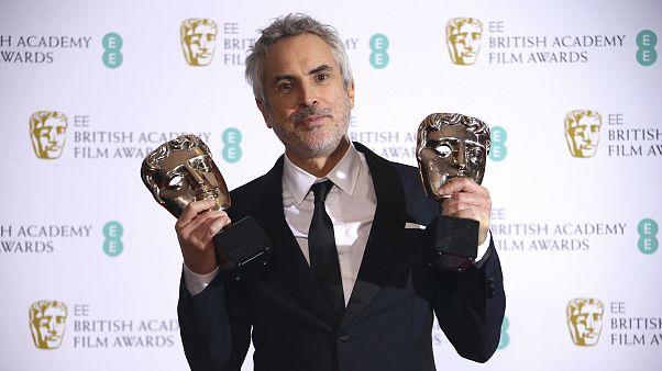Alfonso Cuaron ödül aldı