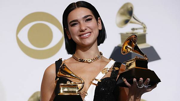 المغنية البريطانية دوا ليبا