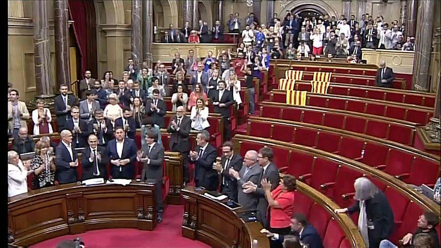 Cuando el independentismo catalán cruzó el Rubicón de la constitucionalidad