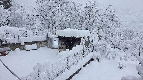 Ελλάδα: Κρύο, χιόνια και θυελλώδεις άνεμοι έρχονται και πάλι!