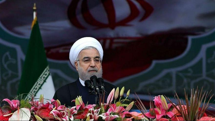 حسن روحانی: ایران چهل سال پیش از استبداد، استعمار و وابستگی رها شد