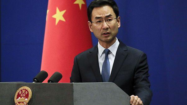 Çin Dışişleri Bakanlığı Uygur Türkiye