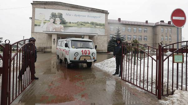 Трагедия в белорусской школе