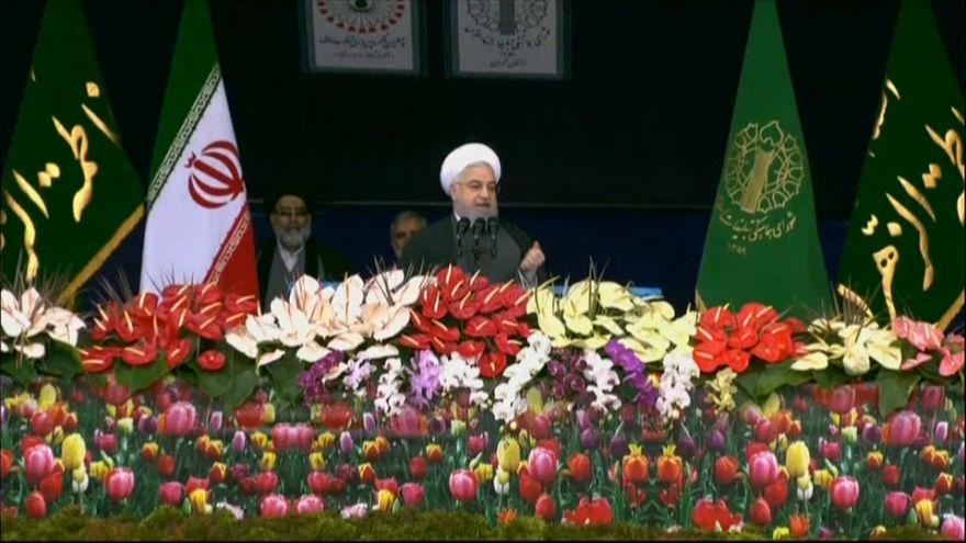 Irão celebra 40 anos da Revolução Islâmica