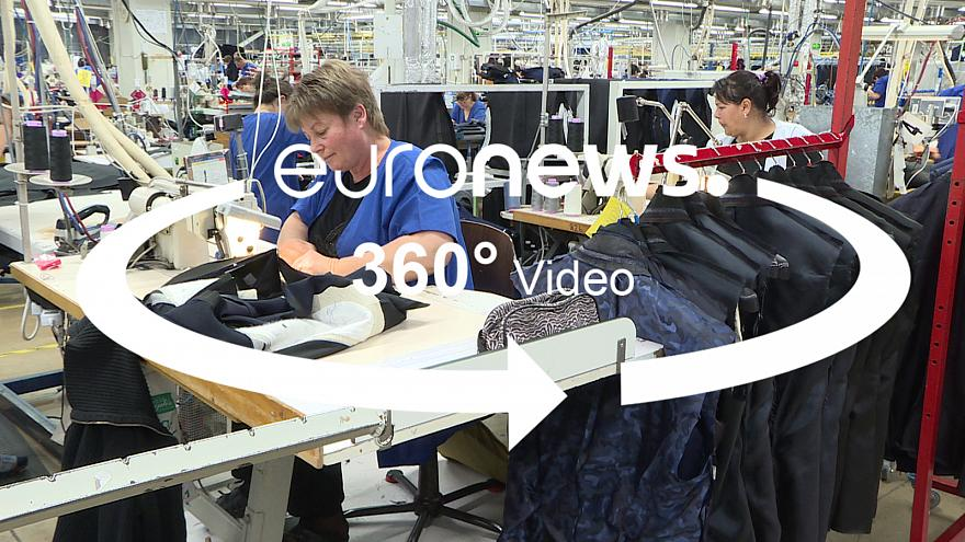 Interactive story: Inside the factory where EU citizens earn €335 per month to make Hugo Boss suits