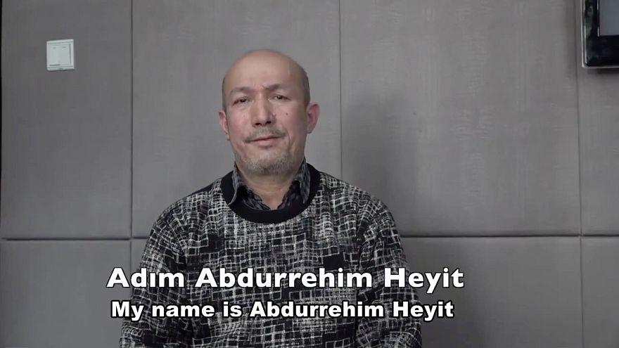 China difunde un vídeo para negar en prisión del poeta uigur Abdurehim Heyit