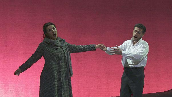 Венская опера: любовь, безумие, Лючия