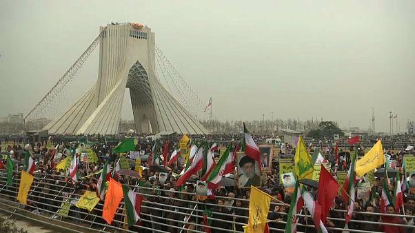 Τα 40 χρόνια από την Ισλαμική Επανάσταση γιορτάζει το Ιράν