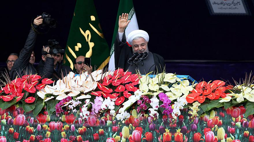 40 Jahre Islamische Revolution: Iran will weiter aufrüsten
