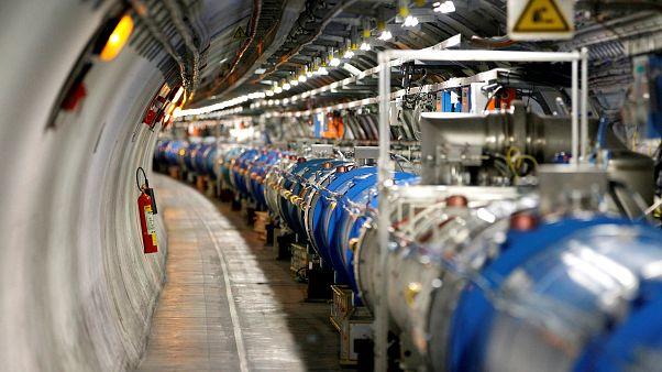 Ενισχύεται η συνεργασία Ελλάδας - CERN