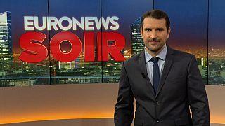 Euronews Soir : l'actualité du 11 février
