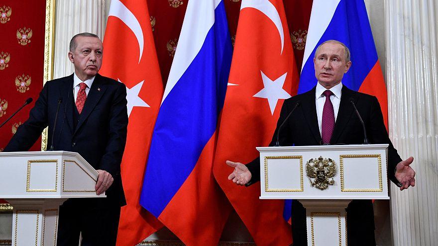 روسيا وتركيا تتفقان على اتخاذ إجراءات حاسمة في إدلب السورية