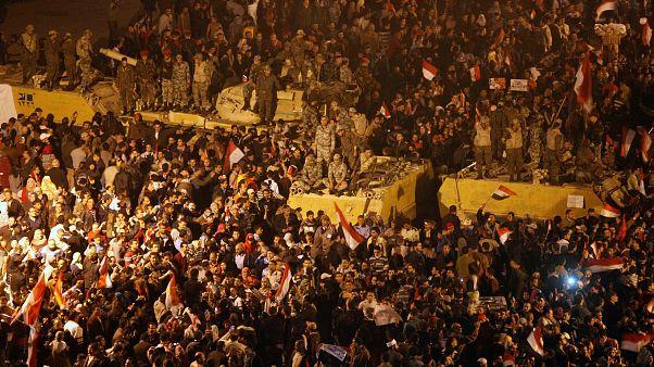 ثماني سنوات على تنحي مبارك وأحلام المصريين بالتغيير