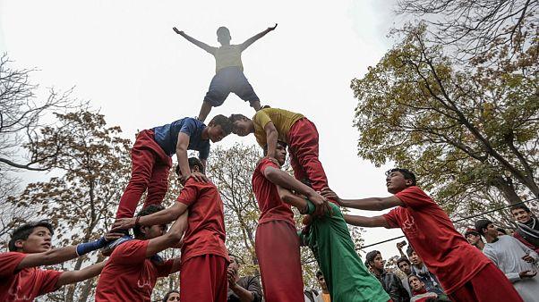 سیرک سیار افغانستان؛ ۱۷ سال سرگرمی و آموزش برای کودکان