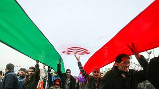 Masoud Shahrestani/Tasnim News Agency/via REUTERS (THIRD PARTY)