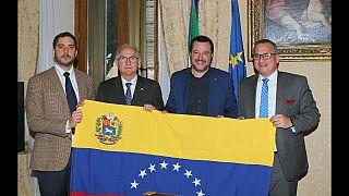Roma: delegazione venezuelana a caccia del sostegno italiano