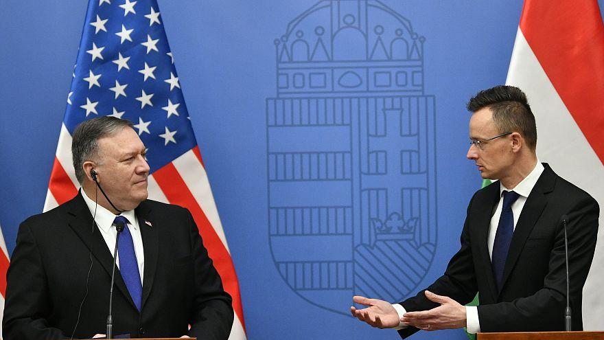 Rakétavásárlás, együttműködés, az amerikai gáz lehetséges importja