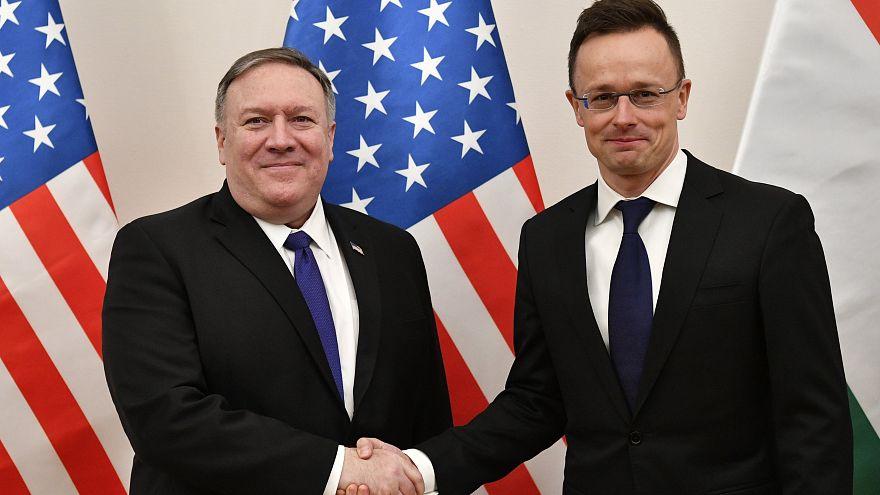 Washington reactiva su estrategia en Europa Central