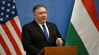 Помпео призвал Венгрию не дружить с Россией