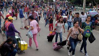 kolombiya venezuela sınırı