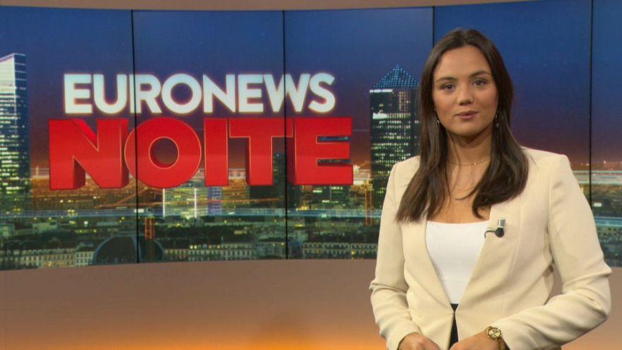Euronews Noite 11-02-2019