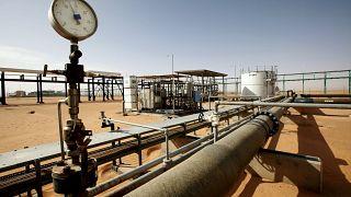 El Sharara petrol sahası