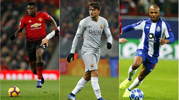 Şampiyonlar Ligi son 16 heyecanı yıldız oyunculardan yoksun başlıyor