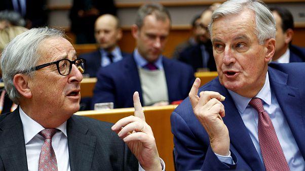 AB Brexit müzakerecisi Barnier: İngiltere bir şeyler vermek zorunda