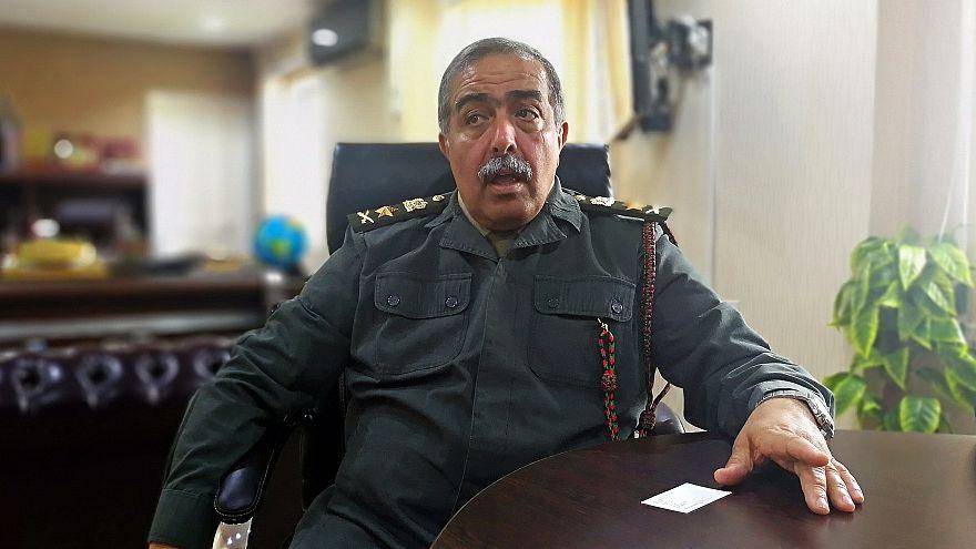 عبد الرازق الناظوري رئيس أركان قوات شرق ليبيا