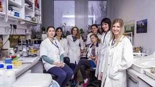 Литва вышла в лидеры по количеству женщин-ученых