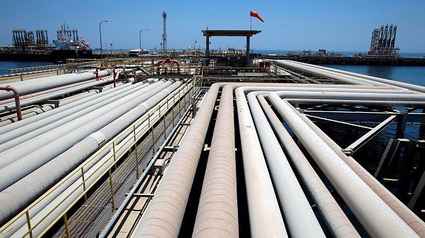 سوميد المصرية وأرامكو السعودية توقعان اتفاقات لتوفير سعات تخزينية للسولار وللمازوت من حقول مصرية