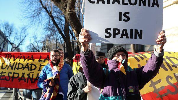 Arranca el histórico juicio contra los líderes del separatismo catalán