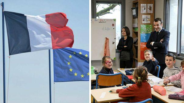 رای مجلس ملی فرانسه به نصب پرچم فرانسه و اروپا در کلاسهای مدرسه