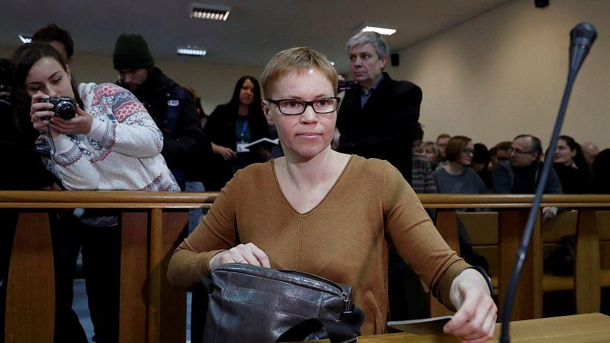 "В Белоруссии судят журналистку по ""делу БелТА"""