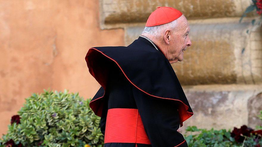 Курия готовит вердикт по делу кардинала-растлителя